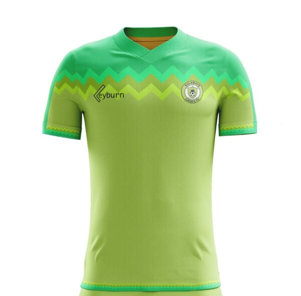 Bulawayo Chiefs FC Home Replica Jersey